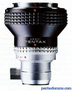 PENTAX Microscope Adapter K