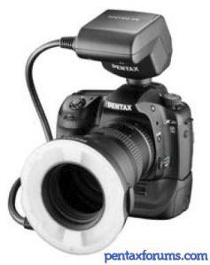 PENTAX AF 160FC Auto Macro Ring Flash