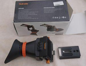 Tarion TRV1 / TRV2 LCD viewfinder loupe