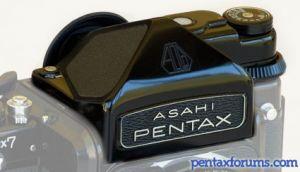Pentax 6x7 TTL Pentaprism Finder