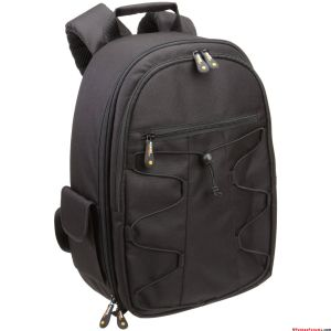 Amazon Basics SLR Camera and Accessories backpack