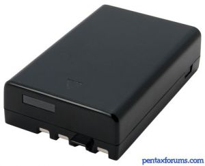 Pentax D-LI109 Rechargeable Battery