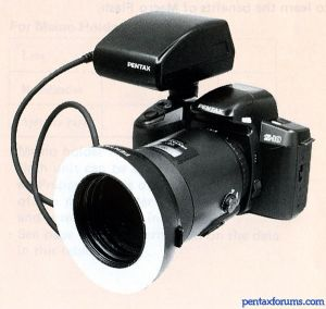 PENTAX AF 140C Macro Flash