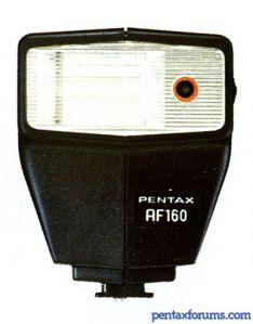 PENTAX AF 160