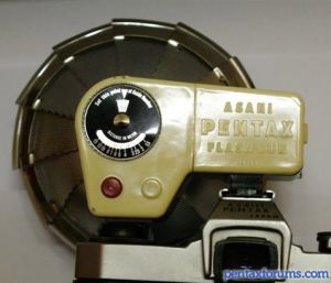 Asahi Pentax Asahi Pentax Flash Gun