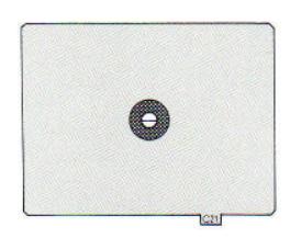 Pentax 645 UC-21 Split-Image Microprism Matte focusing screen