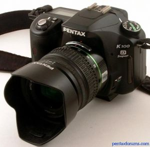 pentax k100d super pentax k mount dslrs pentax camera reviews rh pentaxforums com SD Card for Pentax K100D Pentax K100D On Sale