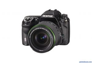 Pentax K-5 IIs with 18-135mm