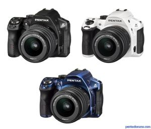 Pentax K-30 Now Shipping!
