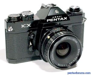 Pentax me super review.