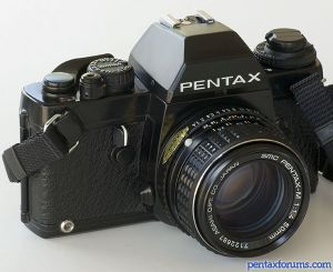 pentax lx pentax manual focus film slrs pentax camera