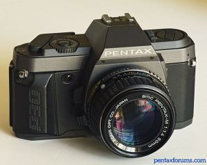 Pentax p30t pentax manual focus film slrs pentax camera.