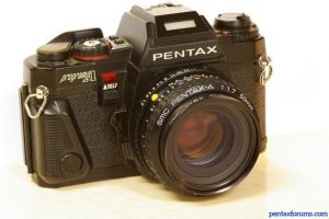 Pentax Program A / Program Plus