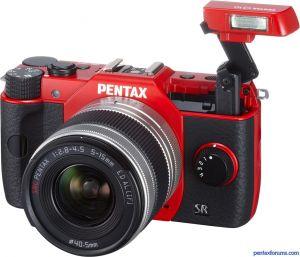 Pentax Q10 - Red