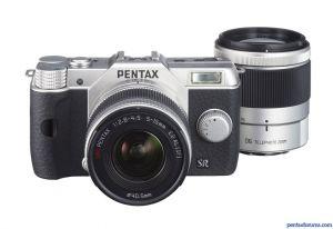 Pentax Q10 - Silver