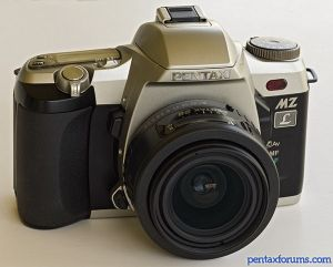 Pentax MZ-6 / MZ-L / ZX-L - Pentax Autofocus Film SLRs