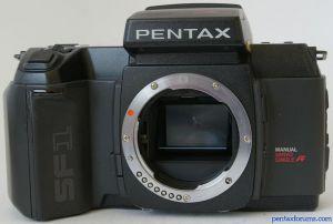 Pentax SFXn / SF1n