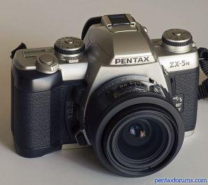 Pentax MZ-5N / ZX-5N