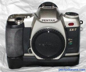 Pentax MZ-7 / ZX-7