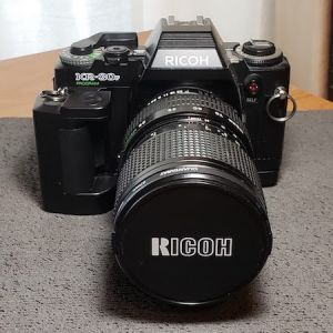 Ricoh KR-30sp/XR-20sp Program