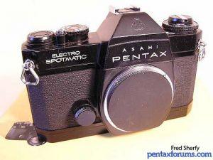 Pentax Electro Spotmatic