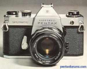 Pentax Spotmatic IIa