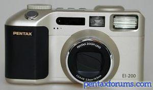 Pentax El-200