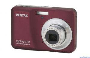 Pentax Optio E90