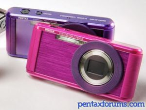 Pentax Optio LS465