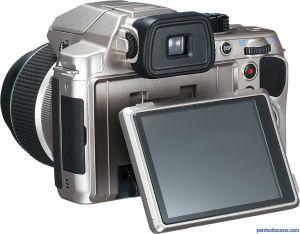Pentax X-5 Silver
