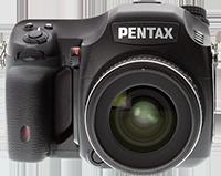 Professional Pentax Cameras