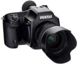 Pentax 645D Firmware 1.02
