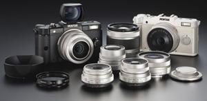 Pentax Q Interchangeable Lens System