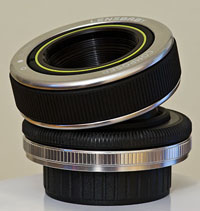 Lensbaby Composer Review