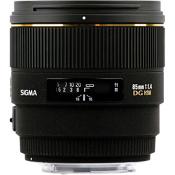 Sigma 85mm F1.4 Review