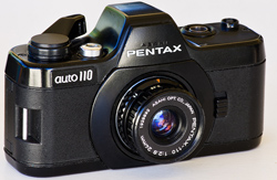 Pentax Auto 110 Camera Specs and Reviews