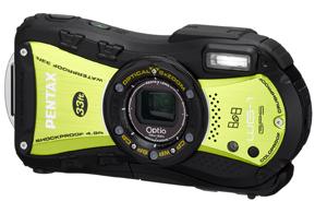 Optio WG1(-GPS) Announced