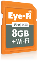 5x Eye-Fi Card Giveaway
