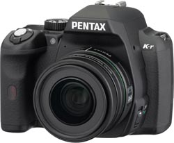Pentax K-r and DA 35mm available at BH Photo