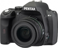 PENTAX Announces a New DSLR, the K-r