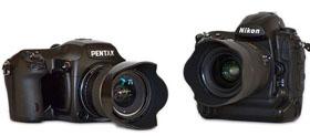 Pentax 645D Review / Nikon D3x Comparison