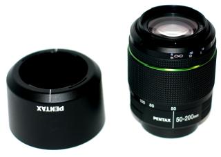 Pentax DA 50-200mm WR Review