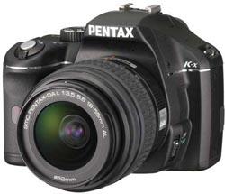 Pentax K-x Discontinued