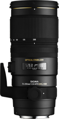 New Sigma 70-200mm F2.8 OS HSM for Pentax
