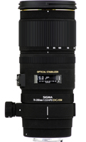 Sigma 70-200mm OS - $350 off!