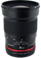 New Rokinon 35mm F1.4