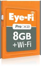 Eye-Fi Card Giveaway