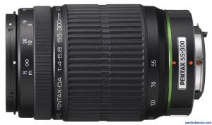 Pentax 55-300mm Review