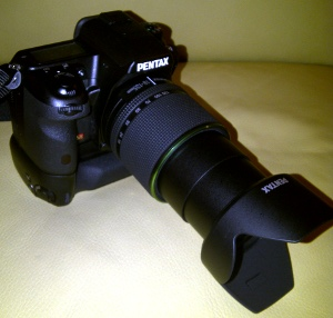Pentax 18-135mm Performs Exceptionally