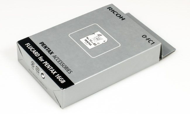 O-FC1 Packaging